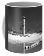 Litle Sable Light Station - Film Scan Coffee Mug