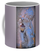 Little Angels Light The Way Coffee Mug by John Malone