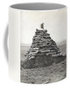 Little Bighorn Monument Coffee Mug by Granger