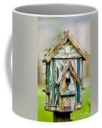 Little Birdhouse Coffee Mug