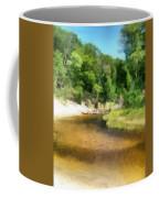 Little Black Creek - Hoffmaster State Park Coffee Mug