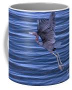 Little Blue Air Coffee Mug
