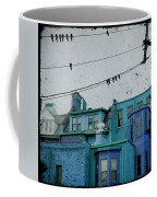 Little Blue Houses Coffee Mug
