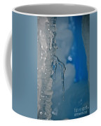 Little Blue Icicle Coffee Mug