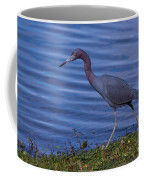 Little Blue Strut Coffee Mug