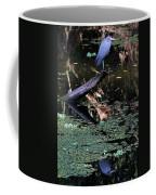 Little Blue Times Two Coffee Mug