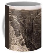 Little Colorado River Overlook Coffee Mug