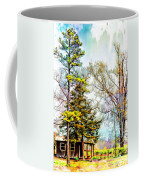 Little Country Shed Coffee Mug