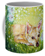 Little Dog Named Fern Coffee Mug