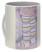 Little Feet-yellow Coffee Mug