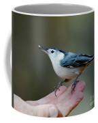 Little Food Big Trust.. Coffee Mug