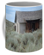 Little House In The Sage Coffee Mug