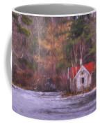 Little House On The Lake Coffee Mug