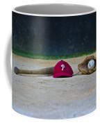Little League Dreams Coffee Mug by Bill Cannon