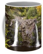 Little Manitou Falls Autumn 2 Coffee Mug