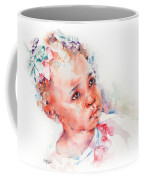 Little Miss Africa Coffee Mug