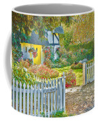 Little Newton Cottage Coffee Mug