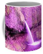 Little Pony Tail Falls  Coffee Mug