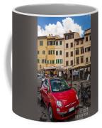 Little Red Fiat Coffee Mug