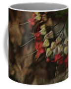 Little Red Flowers Coffee Mug