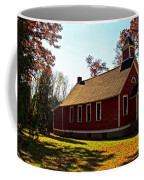 Little Red School House Coffee Mug