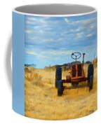 Little Red Tractor 4 Coffee Mug