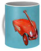 Little Red Wagon Coffee Mug