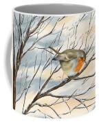 Little Robin Coffee Mug