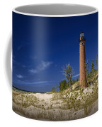 Little Sable Point Light No.0285 Coffee Mug