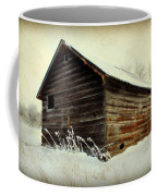 Little Shed Coffee Mug by Julie Hamilton