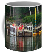 Little Sister Dock Reflection Coffee Mug