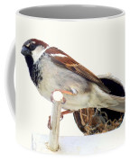 Little Sparrow Coffee Mug by Karen Wiles