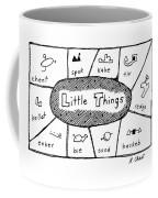 'little Things' Coffee Mug