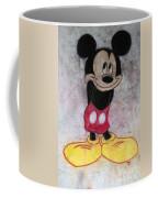 Little Yellow Shoes Coffee Mug