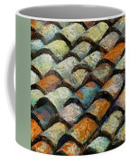 Littoral Roof Tiles Coffee Mug