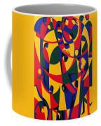 Live Adventurously Coffee Mug by Ron Waddams