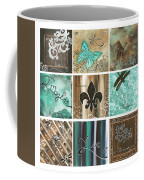 Live And Love By Madart Coffee Mug