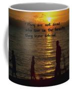 Live In The Heart Coffee Mug