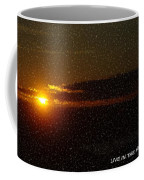 Live In The Moment Coffee Mug
