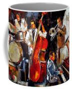 Living Jazz Coffee Mug