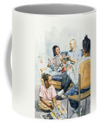 Living Room Serenades Coffee Mug