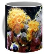 The Living Sea Coffee Mug