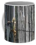 Lizard Art Coffee Mug