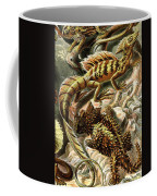 Lizard Detail II Coffee Mug