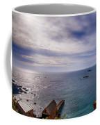 Lizard Point Cornwall Coffee Mug