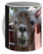 Llama After A Rough Night Coffee Mug