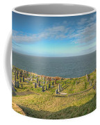 Llanbadrig Church Panorama Coffee Mug