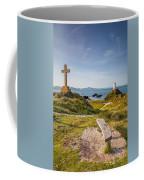 Llanddwyn Island Bench Coffee Mug