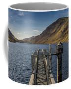 Llyn Cowlyd Reservoir Coffee Mug