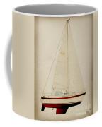 Lm Historic Sailboat Coffee Mug